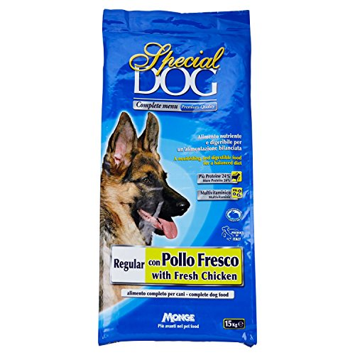 Monge Special Dog Crocchette Regular - 15 kg
