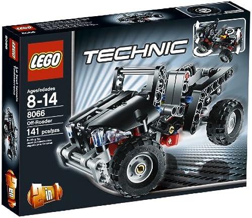 Technic - Gel ewagen - 8066