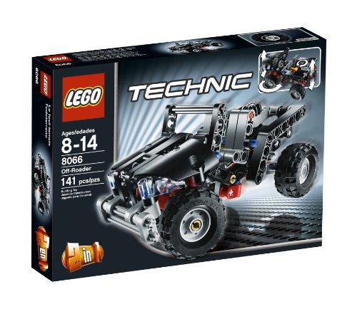 Technic - Geländewagen - 8066