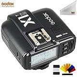 Godox X1T-S 2.4G TTL 無線フラッシュトリガー 送信機 シャッターレリーズ Sony デジタル一眼レフカメラ対応 X1R-S受信機と互換性がある