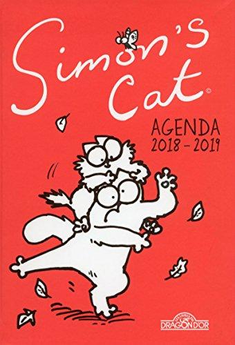 Simon's Cat - Agenda 2018-2019