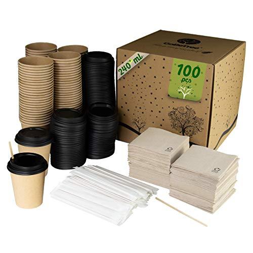 Vasos Cafe Con Leche Para Llevar vasos cafe  Marca GoBeTree