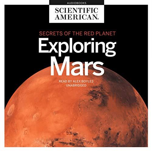 Exploring Mars cover art