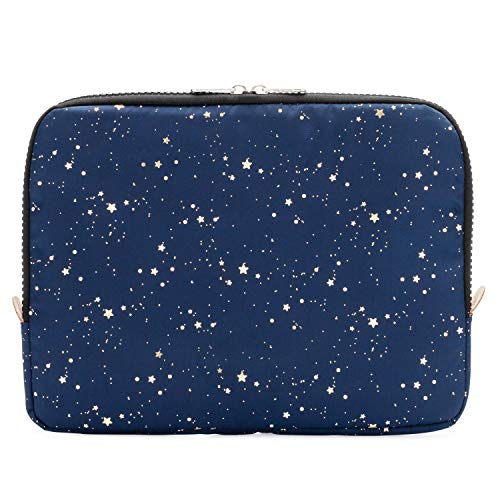 Yumbox Poche Lunchbox mit isolierten Ärmeln, Marineblau mit goldenen Sternen