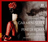 Carmen-Suite/Pini Di Roma