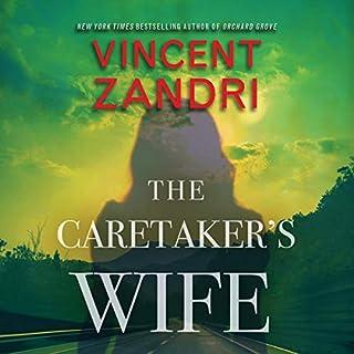 The Caretaker's Wife audiobook cover art