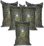 Book-A-Bale 5 kg Heno de Alfalfa de Calidad - Fresco Directamente del Agricultor en España
