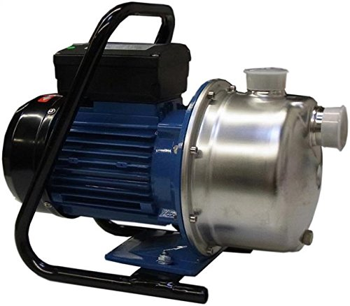 EWUAQUA iWater Pumpe easyJet 4-50 Edelstahl 3,6m³ 5bar Gartenpumpe Saugpumpe Jetpumpe