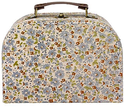 Sass & Belle Small Vintage Floral Suitcase