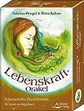 Lebenskraft-Orakel: Schamanisches Praxiskartenset - Kartenset, 46 Karten mit Begleitbuch - Sabrina Dengel