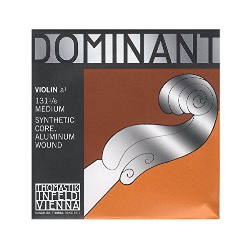 Dominant Strings 131 - Corda del La per violino 1/8, alluminio
