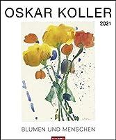 Oskar Koller - Kalender 2021: Licht . Farbe . Welten