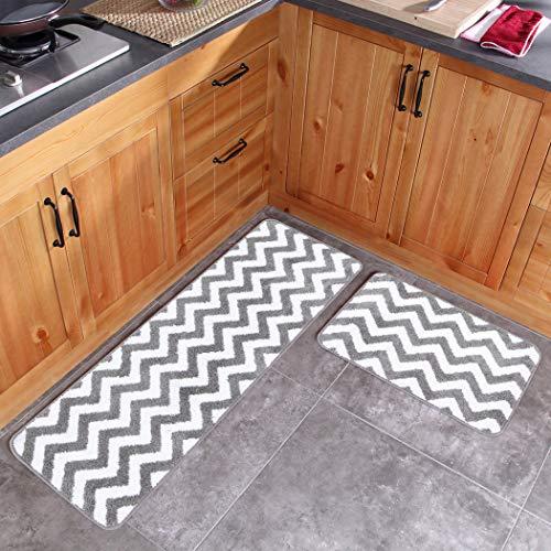 Alfombras Cocina Vinilo Rojo alfombras cocina  Marca Carvapet