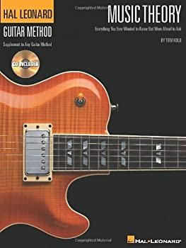 Music Theory  Hl Guitar Method Supplement To Any Guitar Method