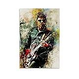 NISHUO Noel Gallagher Poster dekorative Malerei Leinwand