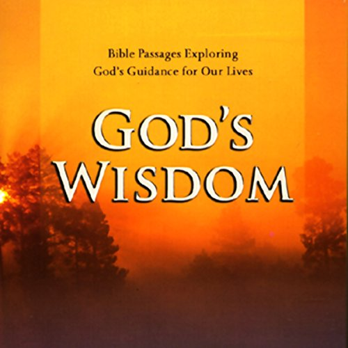 God's Wisdom audiobook cover art