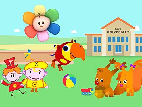 Aula para bebês: Primeiras Palavras, Números, Formas e muito mais [Baby Class PR]