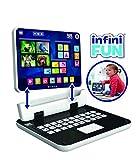 infinifuns15500 GiocatolloIl Mio Primo Computer 2in 1, Multicolore [versione Francese]