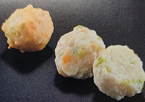 蓮根つみれ 枝豆 500g 約52個 業務用 冷凍