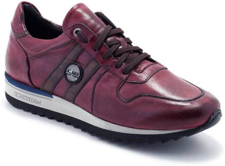 Exton Sneaker Men Low Enna Red 555