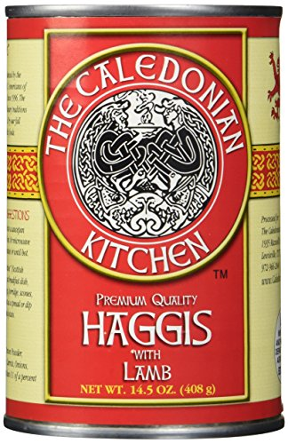 Caledonian Kitchen Haggis With Lamb, 14.5-Ounce Cans (Pack of 3)