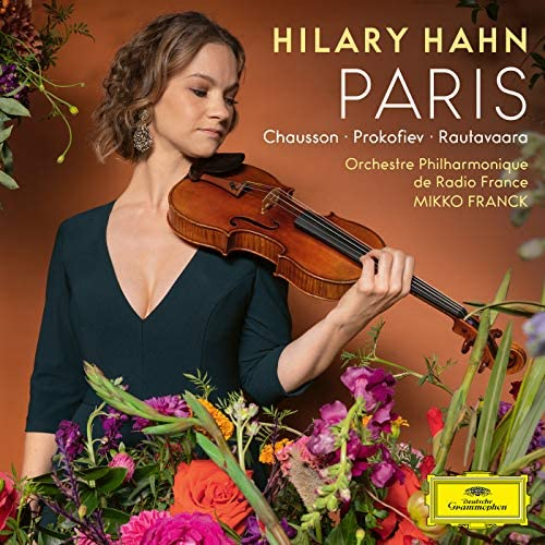 Hilary Hahn, Orchestre Philharmonique de Radio France & Mikko Franck