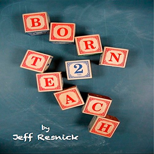 Born2Teach audiobook cover art