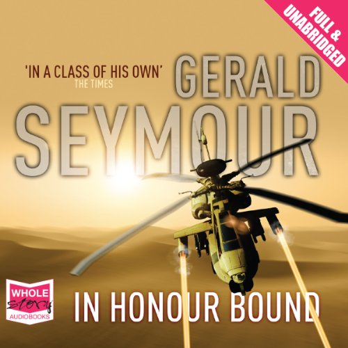 In Honour Bound audiobook cover art