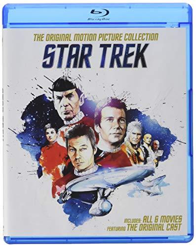 Star Trek: Original Motion Picture Collection [Edizione: Stati Uniti] [Italia] [Blu-ray]