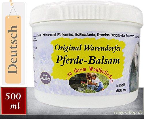 H - Original Warendorfer Pferdebalsam 500 ml
