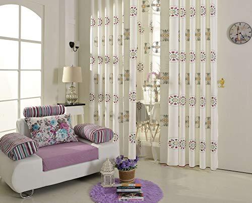 cortinas lino opacas