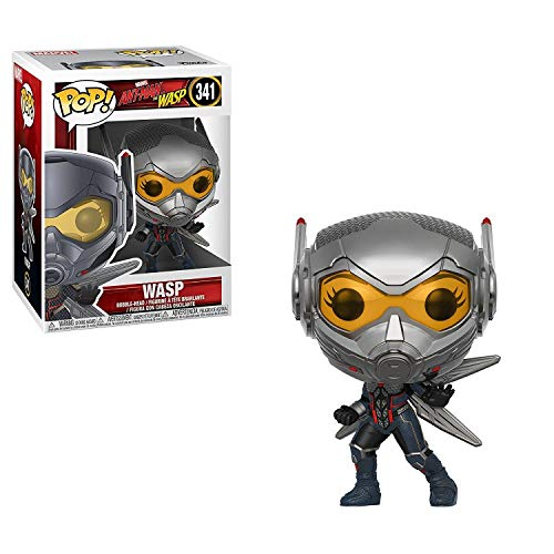 Funko Pop Wasp 341 Ant-Man & The Wasp Figure 9 cm Cinema Marvel #1