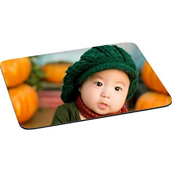 PicsWorx Customizable Mouse Pad Perfect Personalized Gift