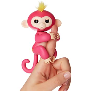 Interactive Finger Monkey Creative Toy Electronic Pet Kids Christmas Gifts