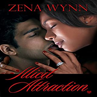Illicit Attraction                   By:                                                                                                                                 Zena Wynn                               Narrated by:                                                                                                                                 Juliana Solo                      Length: 1 hr and 40 mins     21 ratings     Overall 4.3