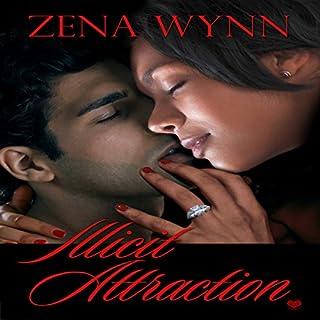 Illicit Attraction audiobook cover art