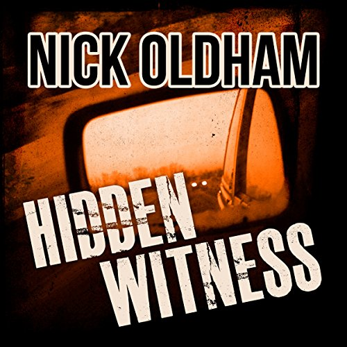 Hidden Witness audiobook cover art