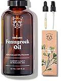 ACEITE DE FENOGRECO ORGÁNICO | Aceite Macerado de Semillas de Fenogreco y Aceite de Girasol |...