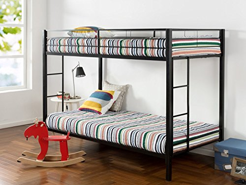 Zinus Aileene Easy Assembly Bunk Bed