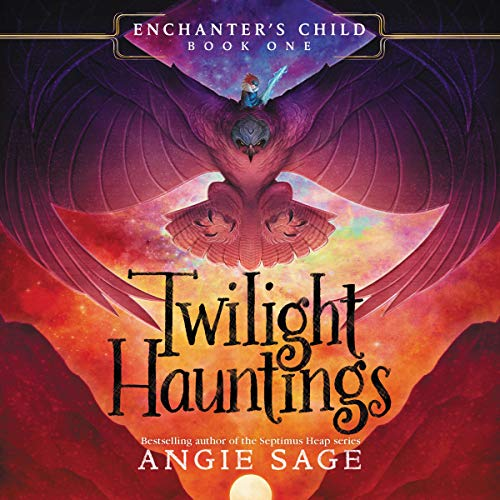 Enchanter's Child, Book One: Twilight Hauntings Titelbild