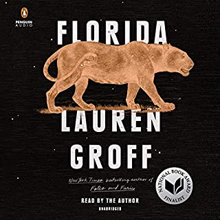 Florida audiobook cover art