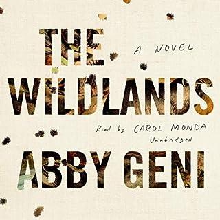 The Wildlands audiobook cover art