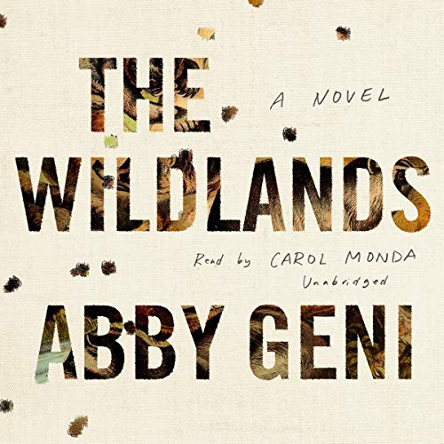 The Wildlands audiobook cover art