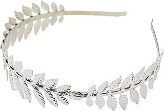 silver laurel leaf