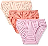 Van Heusen Woman Bikini (Pack Of Three) Colors May Vary(11103_Light Assorted_L)