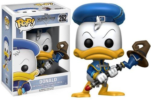 POP! Vinilo - Kingdom Hearts: Donald