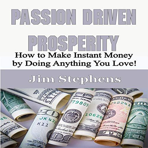 Passion Driven Prosperity cover art