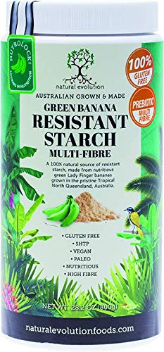 Grüne Bananen-resistente Stärke - 800g
