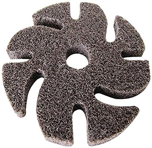 JoolTool - S-3602 3M Scotch-Brite Unitized Abrasive Disc, Non Woven Web Backing, Aluminum oxide, 6A Medium Grade, 3