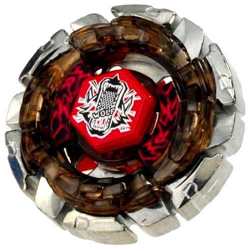 Rapidity Kampfkreisel Dark Wolf Mega Metal Fusion für Beyblade Masters